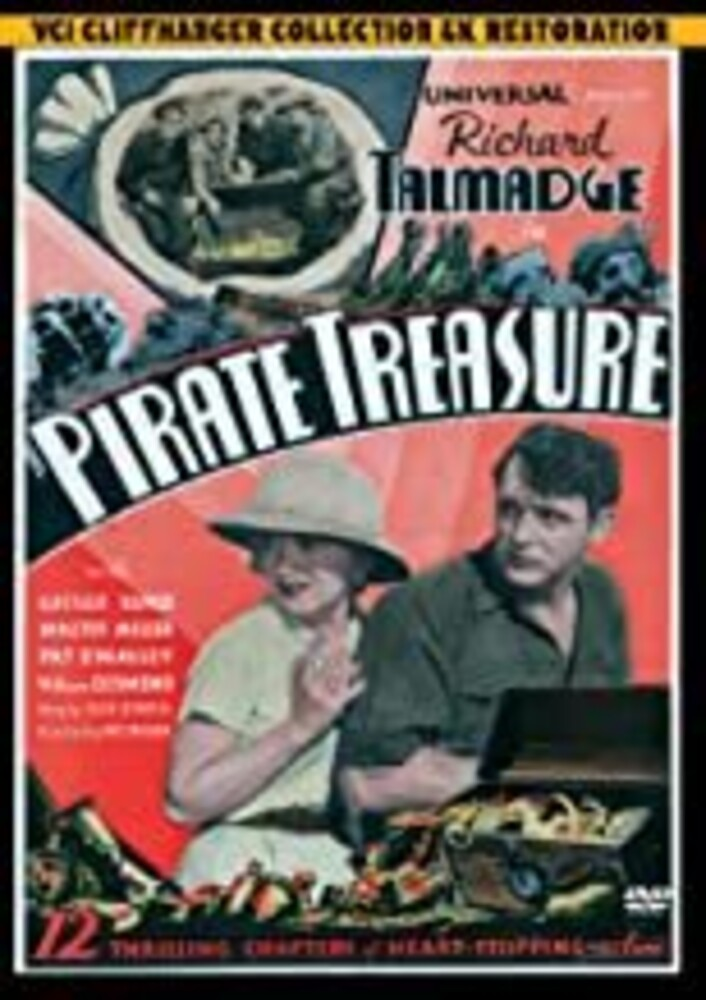 - Pirate Treasure (2pc) / (Rstr Spec)