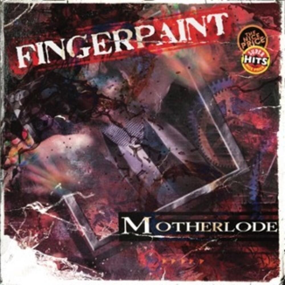 Motherlode - Fingerpaint
