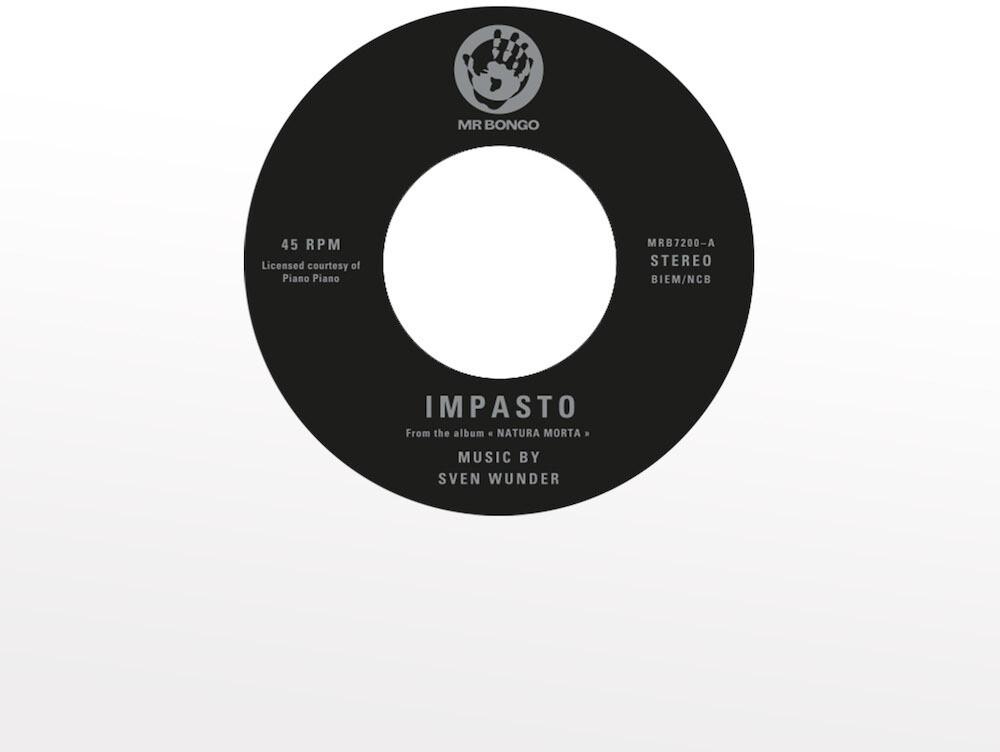 Sven Wunder - Impasto / Prussian Blue