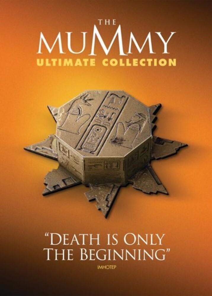 - Mummy Ultimate Collection (5pc) / (Box)