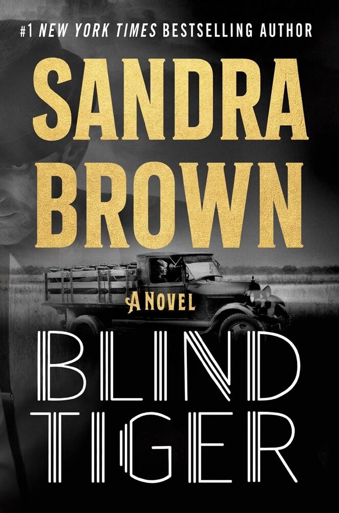 Sandra Brown - Blind Tiger (Hcvr)