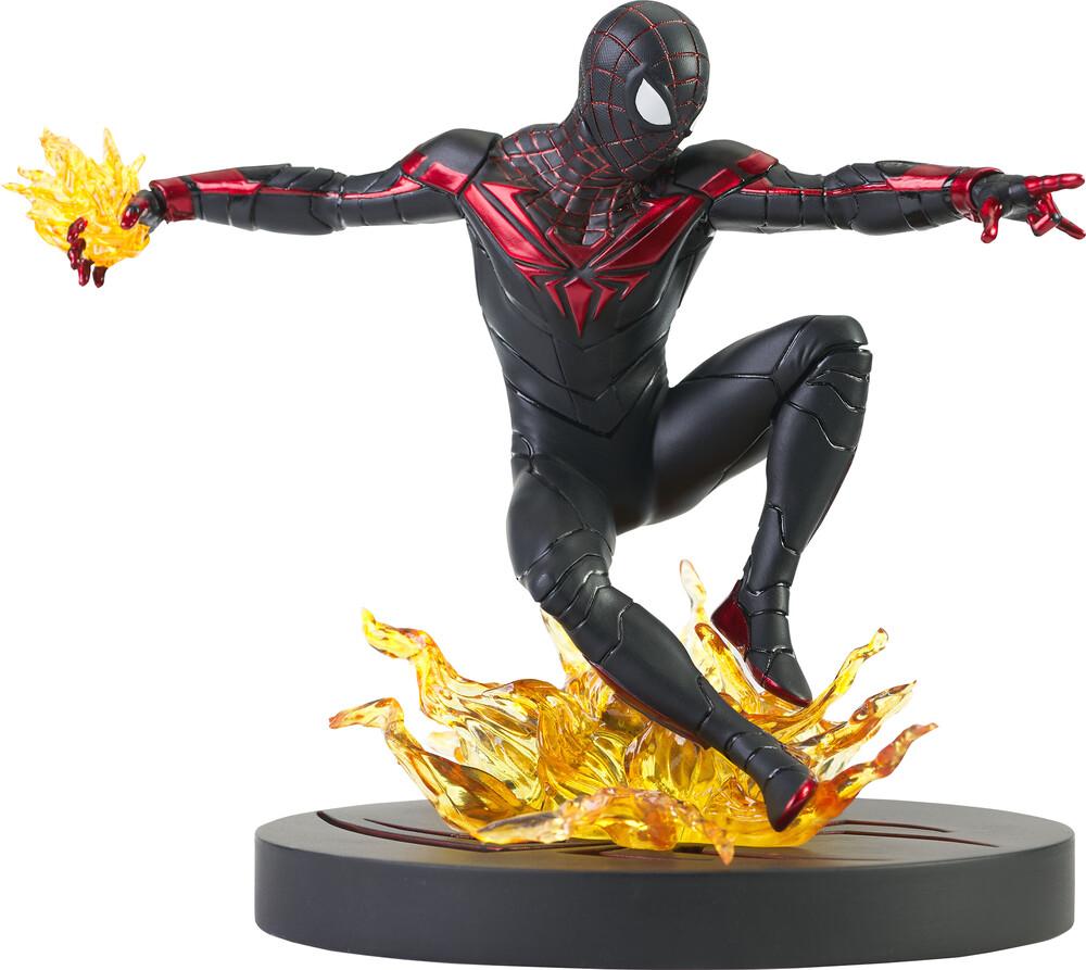 - Marvel Gallery Ps5 Miles Morales Pvc Statue (Clcb)