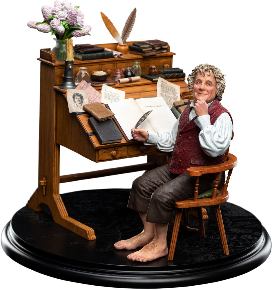 - Lord Of The Rings Trilogy Bilbo Baggins 1/6 Scale