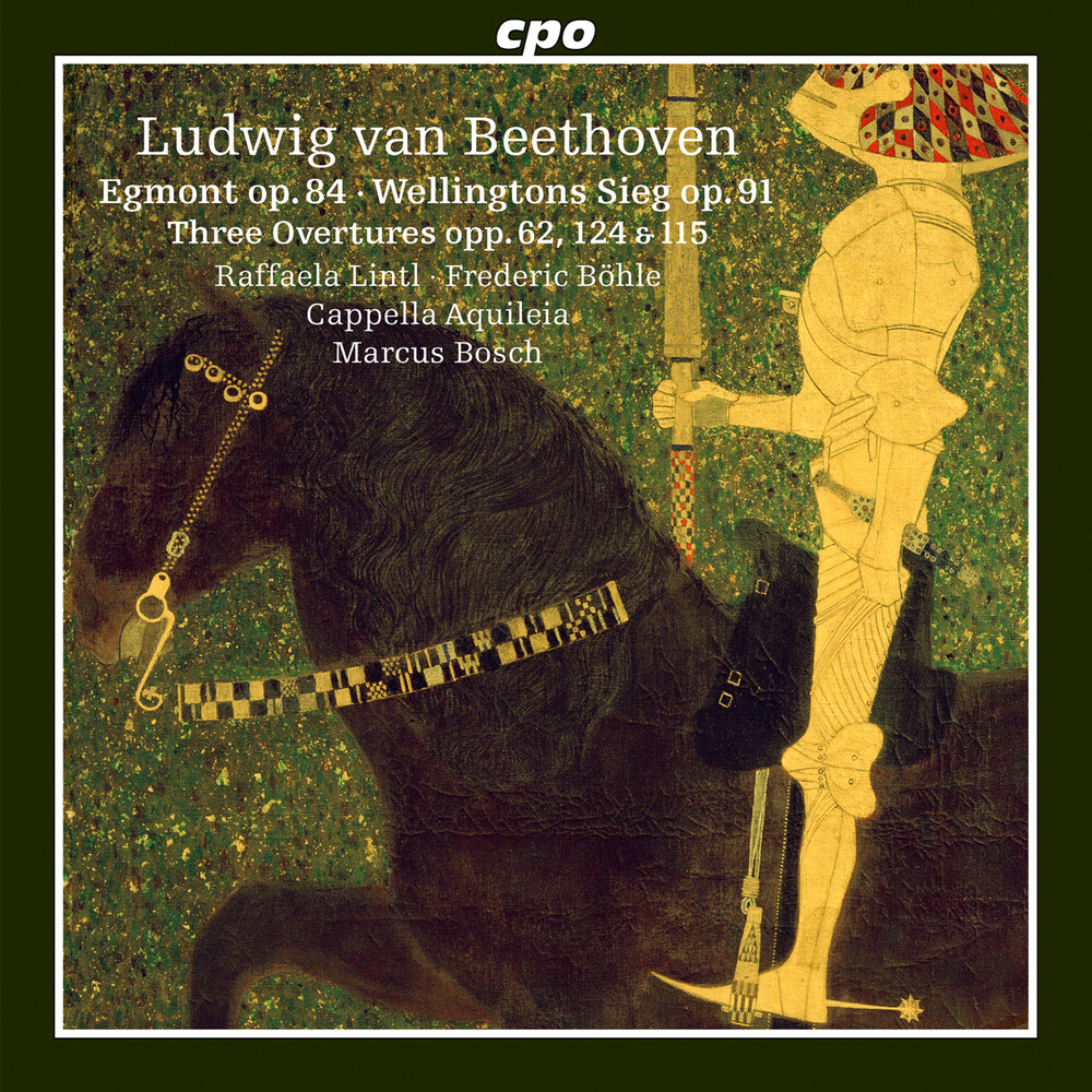 Beethoven / Cappella Aquileia / Bosch - Orchestral Works (W/Cd) (2pk)