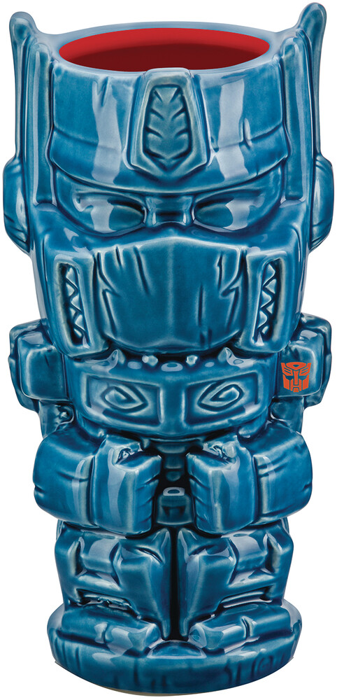 - Transformers Optimus Prime Tiki Mug