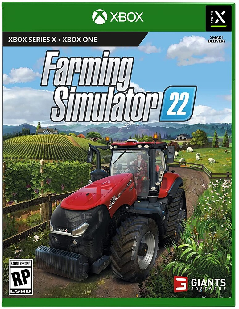 Xb1/Xbx Farming Simulator 22 - Xb1/Xbx Farming Simulator 22