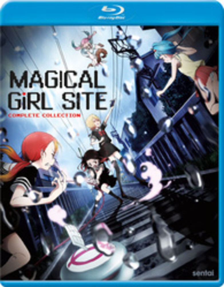 Magical Girl Site - Magical Girl Site (2pc) / (Anam Sub)