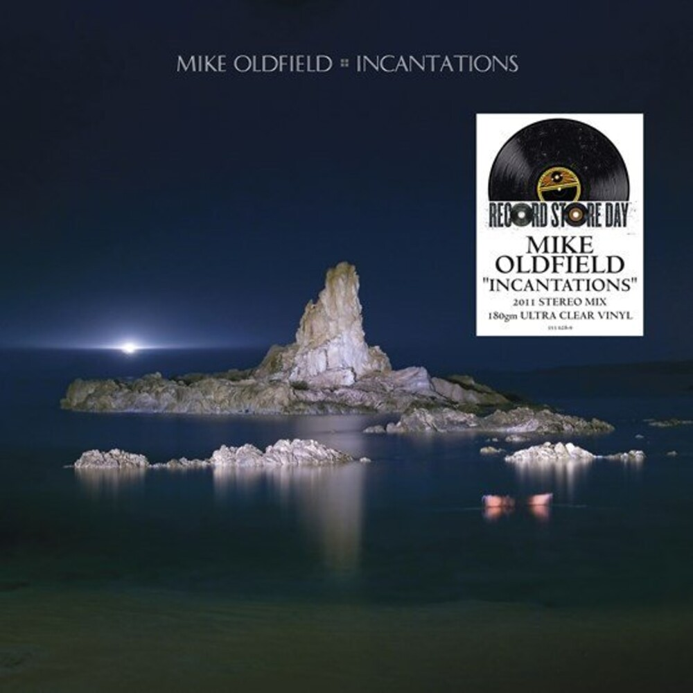 Mike Oldfield - Incantations (Can)
