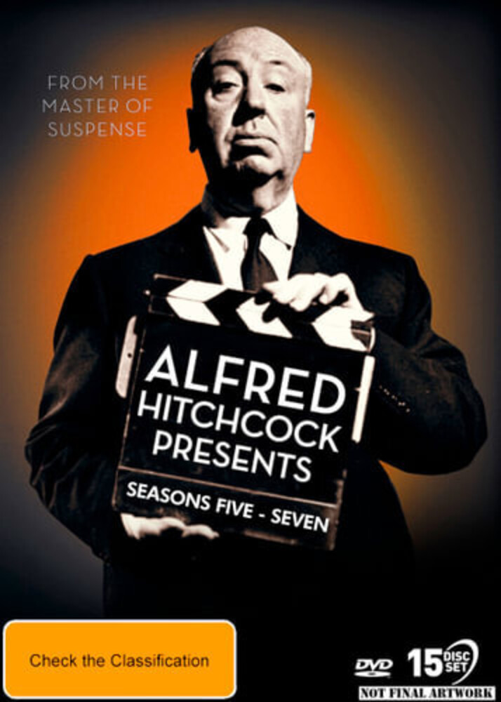 Alfred Hitchcock Presents: Seasons 5-7 - Alfred Hitchcock Presents: Seasons 5-7 [NTSC/0]