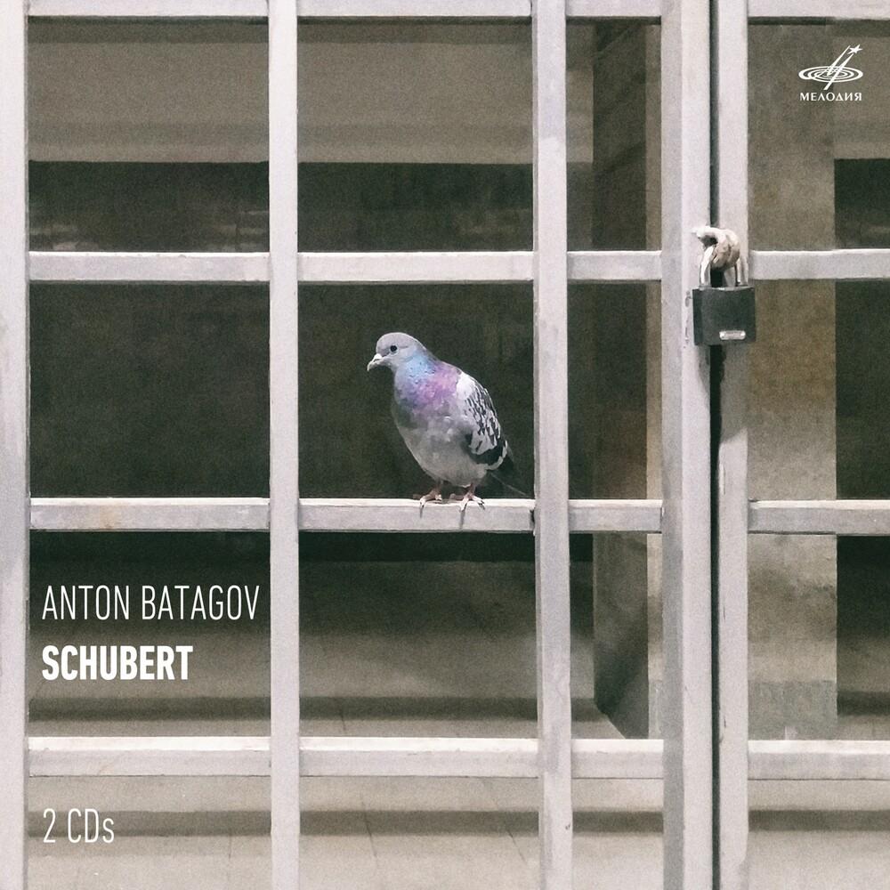 Schubert / Batagov - Piano Works (2pk)
