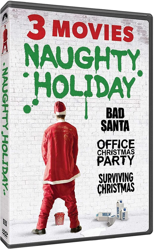 Naughty Holiday 3-Movie Collection - Naughty Holiday 3-Movie Collection (3pc) / (3pk)