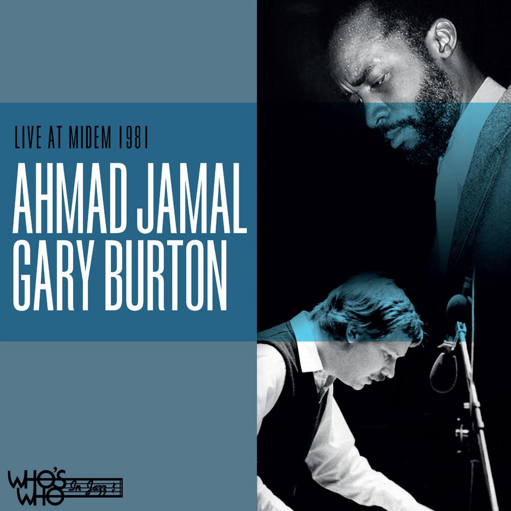 Jamal, Ahmad / Burton, Gary - Live at Midem 1981