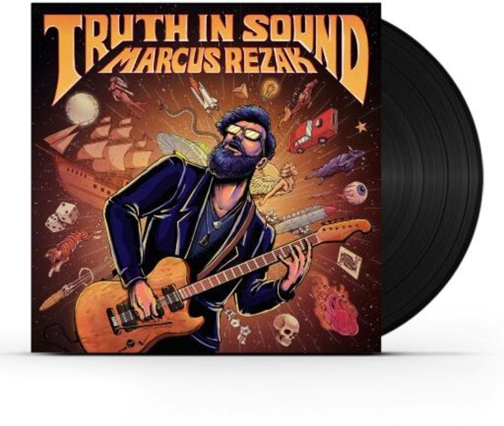 Rezak, Marcus - Truth in Sound