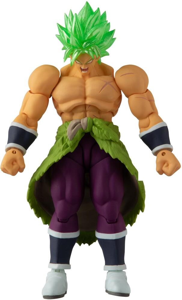 Dragon Ball Evolve Super Saiyan - Super Saiyan Broly 5in Action Figure (Afig) (Clcb)