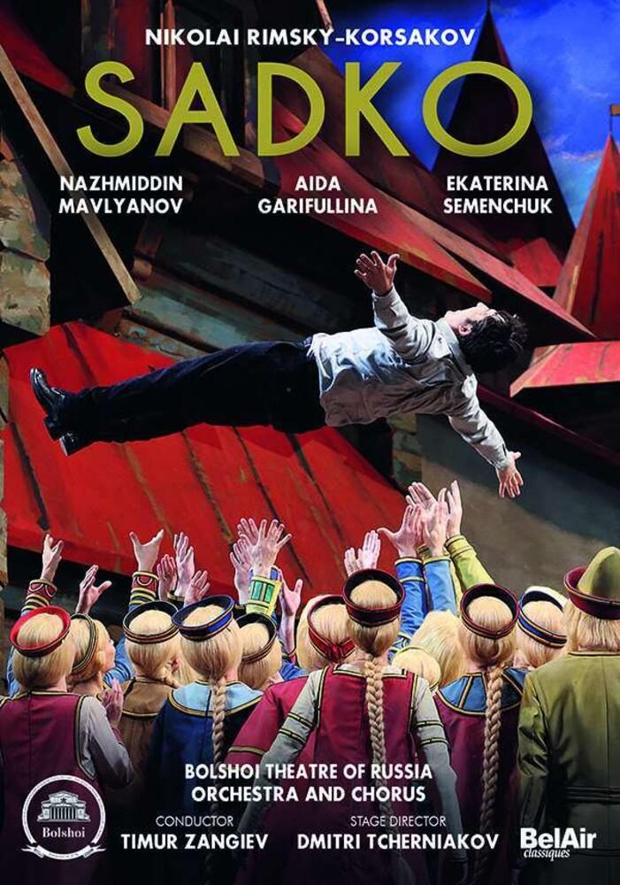 Rimsky-Korsakov / Zangiev / Bolshoi Theater Orch - Sadko (2pc) / (2pk)