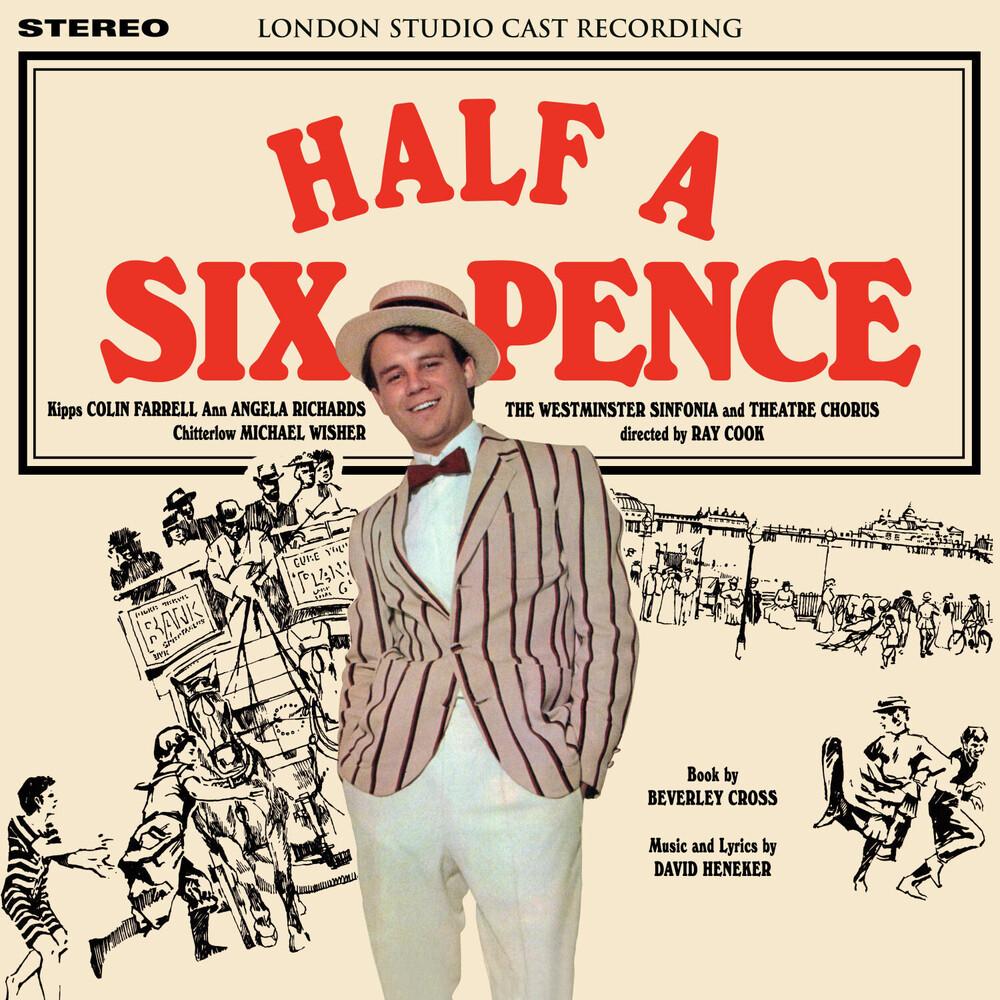 Half A Sixpence (1967 London Studio Cast) - Half A Sixpence (1967 London Studio Cast) (Uk)