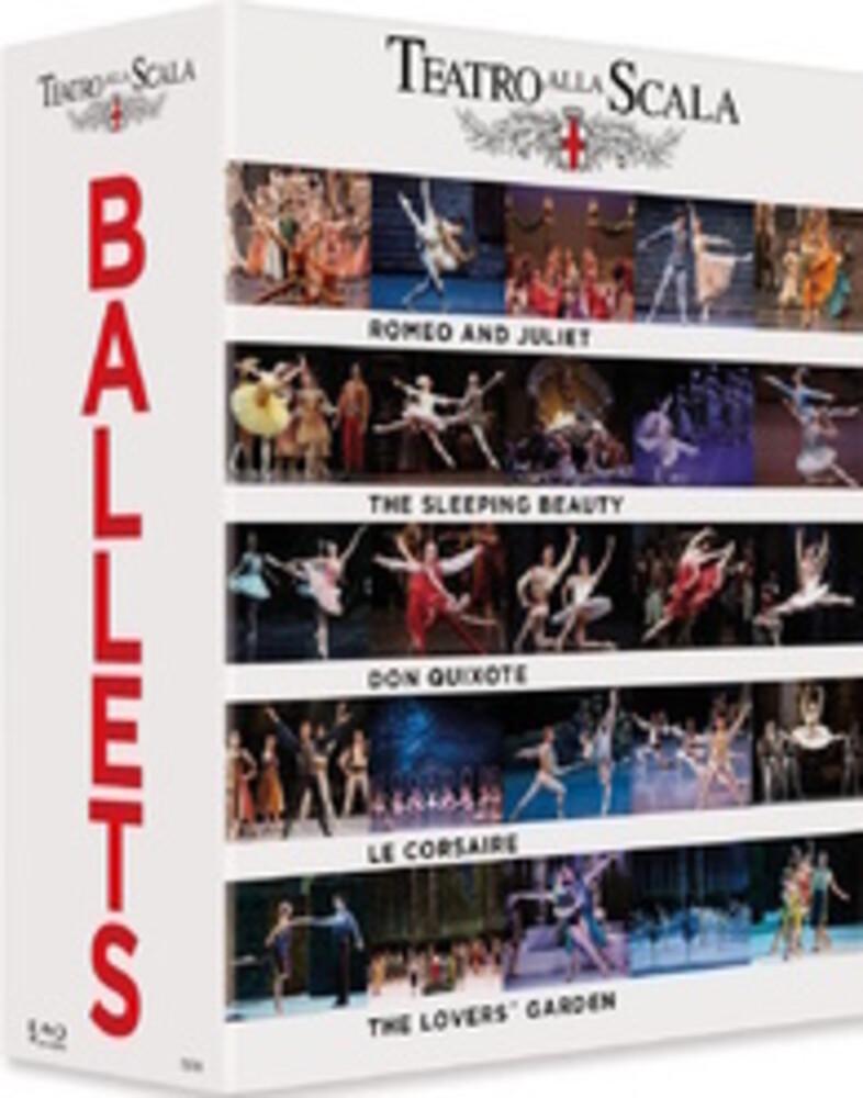 Prokofiev - Teatro Alla Scala Ballet Box (5pc) / (Box)