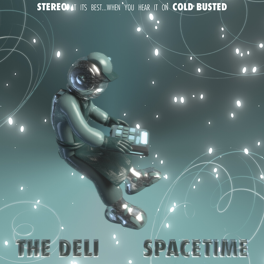 Deli - Spacetime