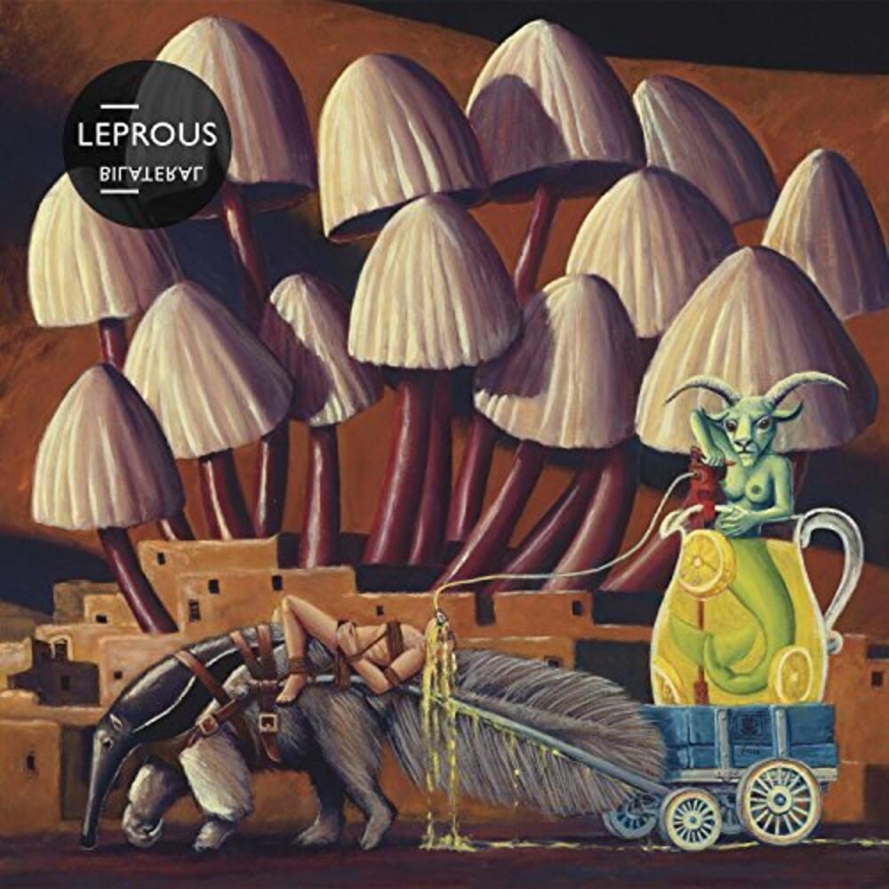 Leprous - Bilateral [Reissue] (Uk)