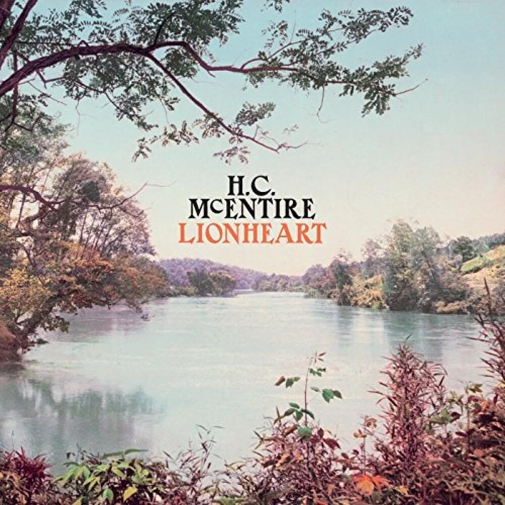 H.C. McEntire - Lionheart [LP]
