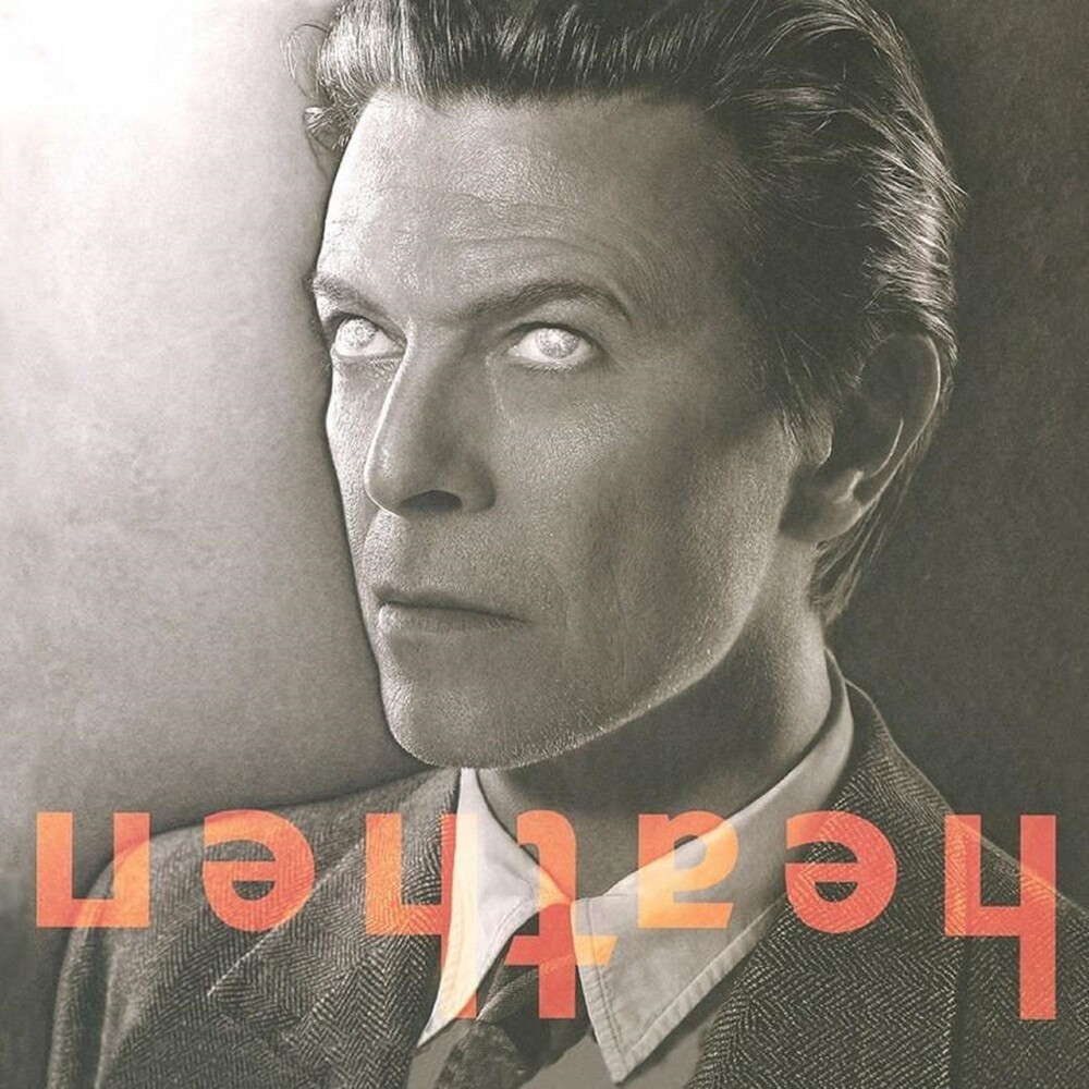 David Bowie - Heathen [Platinum and Orange Swirl Limited Anniversary Edition LP]