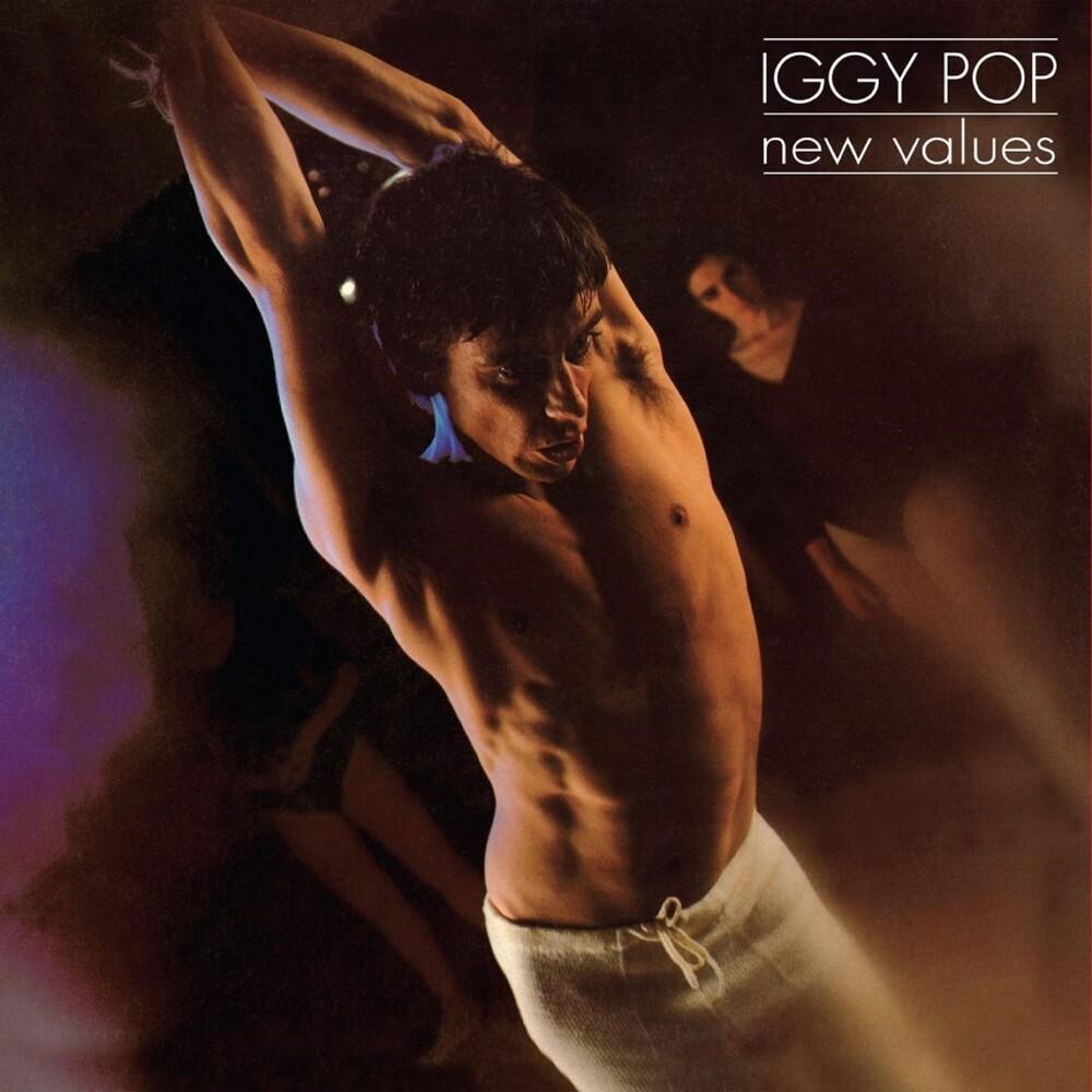 Iggy Pop - New Values (Audp) (Colv) (Gate) (Ltd) (Ogv) (Org)