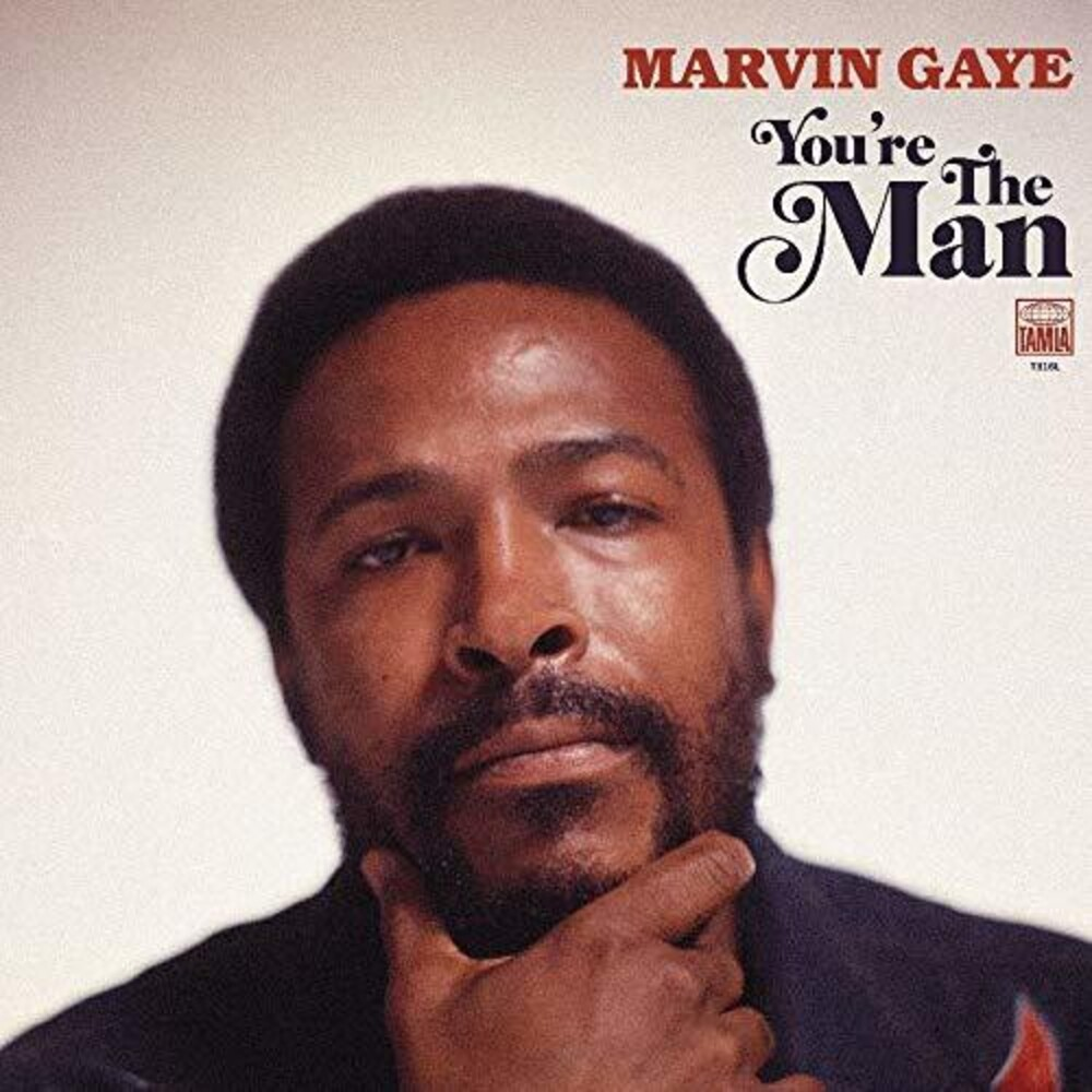 Marvin Gaye - You're The Man (Japan Version) [Import]