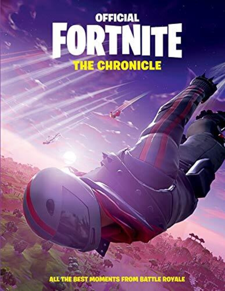 - FORTNITE (Official) Young Readers Yearbook #1