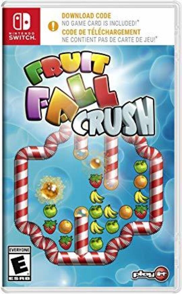 - Fruit Fall Crush for Nintendo Switch