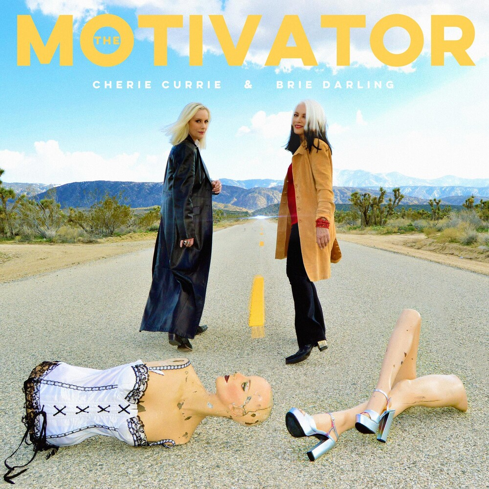 Cherie Currie & Brie Darling - The Motivator