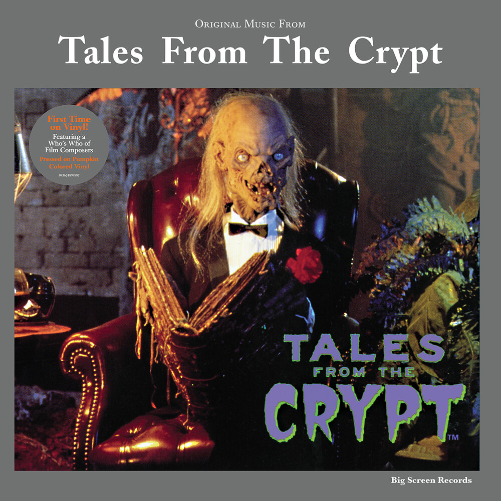 Various Artists - Original Music From Tales From The Crypt [Pumpkin LP]