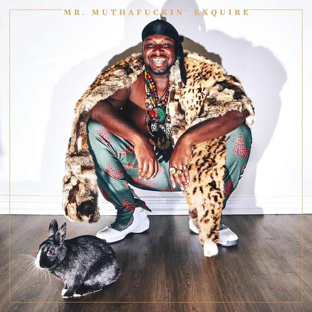 Mr Muthafuckin Exquire - Mr. Muthafuckin' Exquire