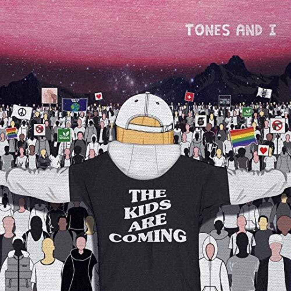 Tones and I - The Kids Are Coming EP [Import LP]