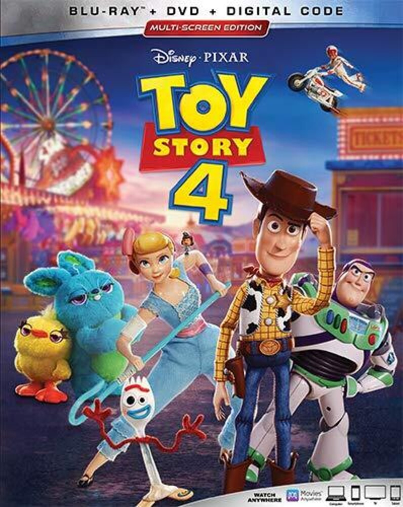 Toy Story [Movie] - Toy Story 4