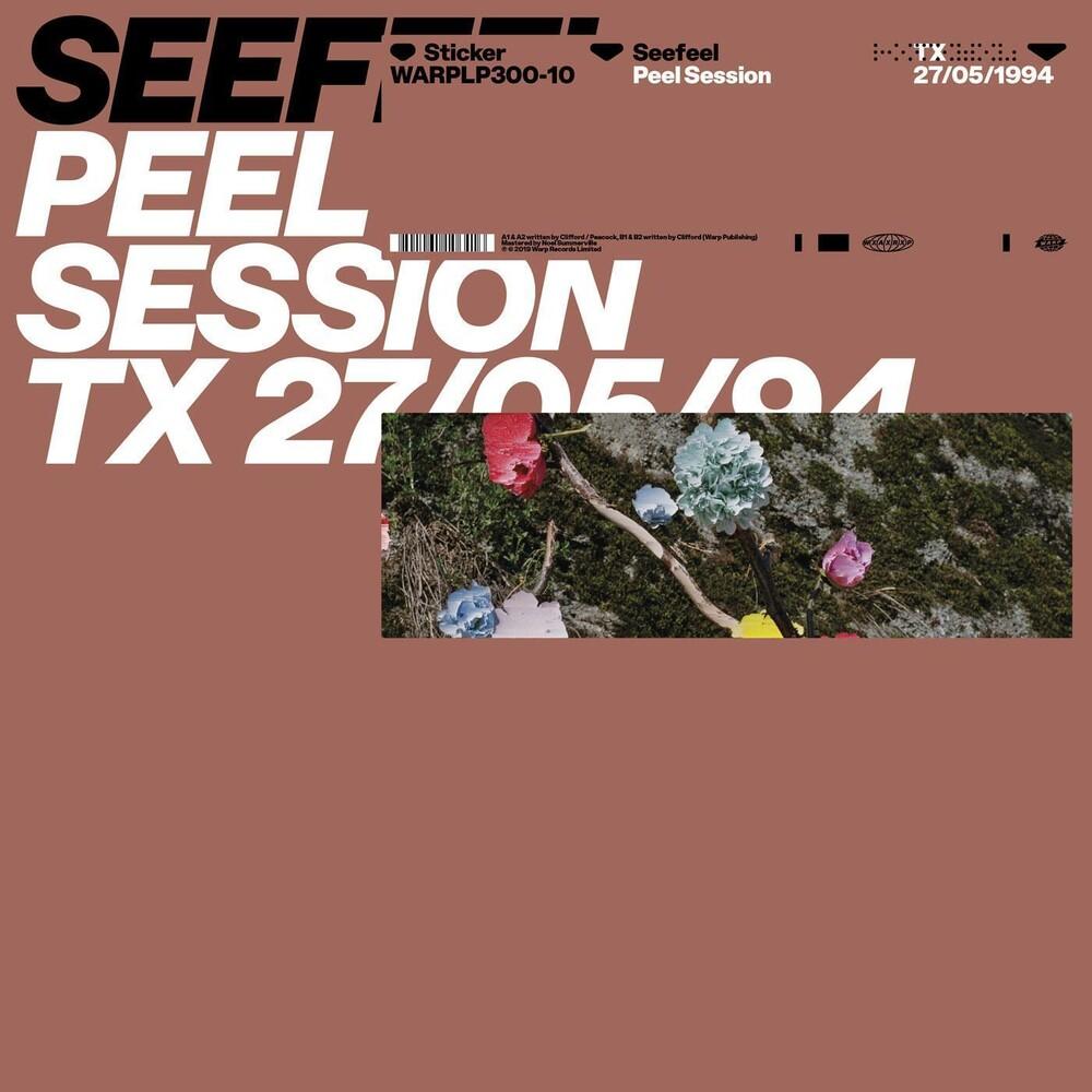 Seefeel - Peel Session EP [Vinyl]