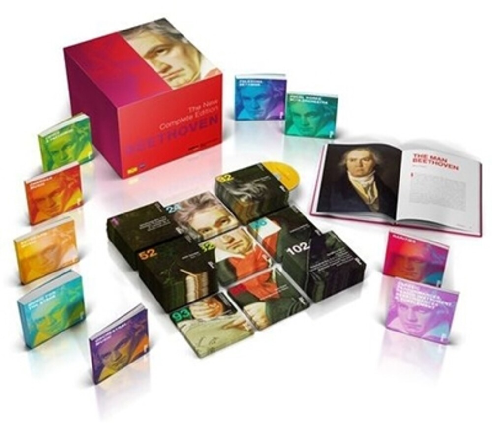 Bthvn 2020 Beethoven The New Complete Edition / V - Bthvn 2020: Beethoven The New Complete Edition / V