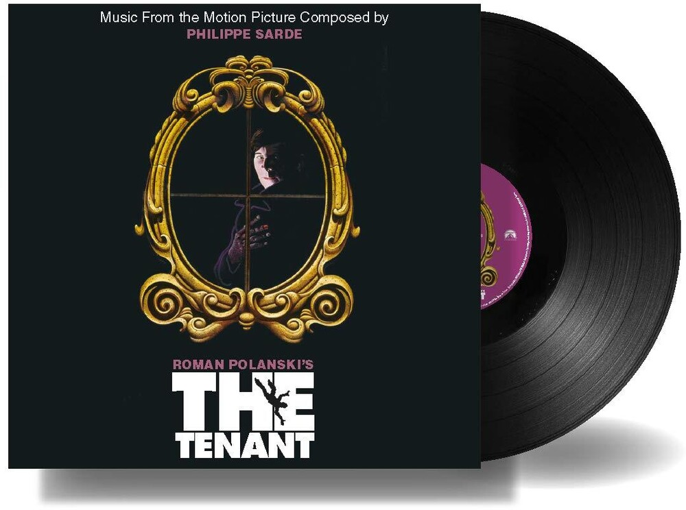 Philippe Sarde - The Tenant (Music From the Motion Picture)