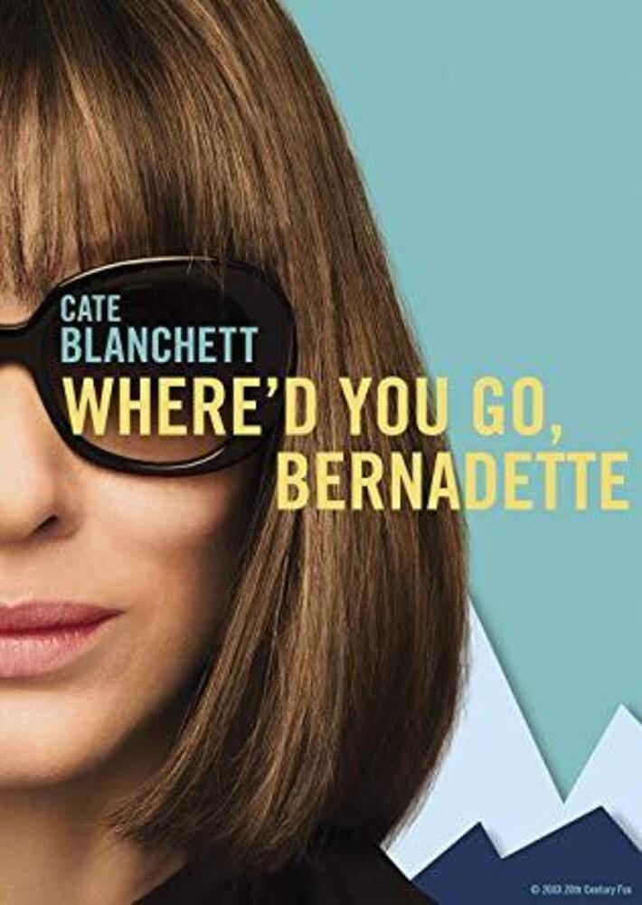 Natsu Fuji - Where'd You Go, Bernadette