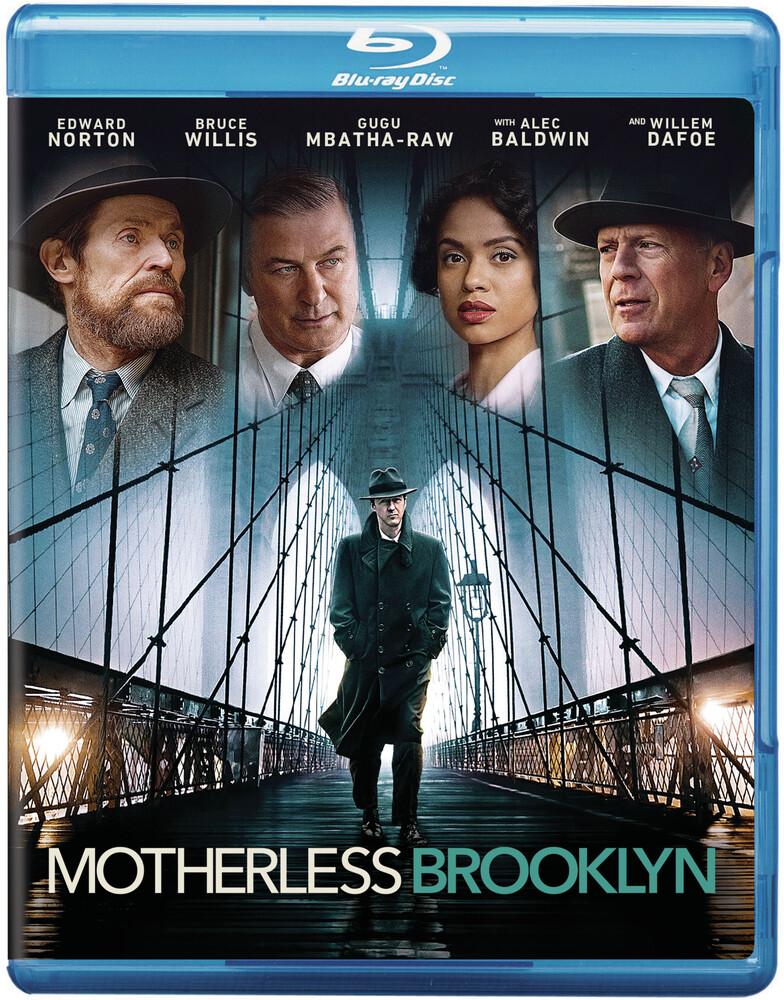 Motherless Brooklyn [Movie] - Motherless Brooklyn