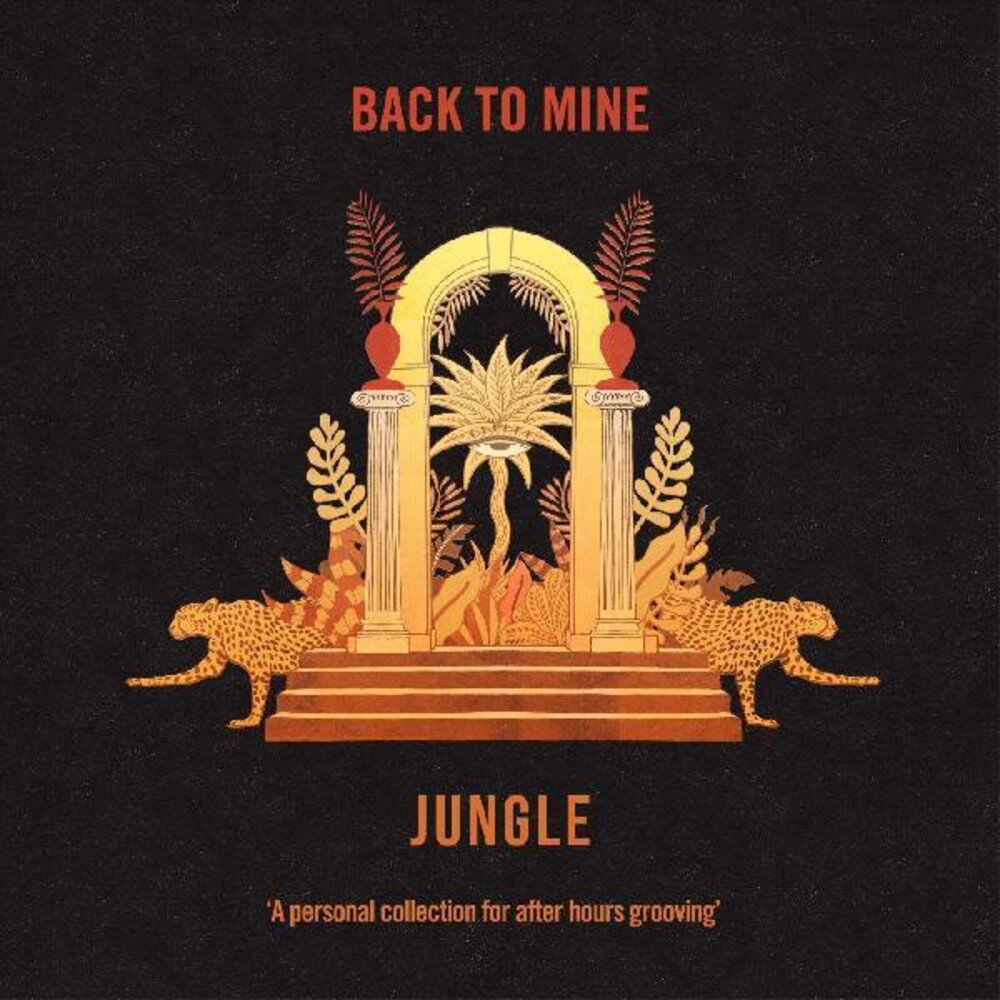 Jungle - Back To Mine (Ltd) (Uk)