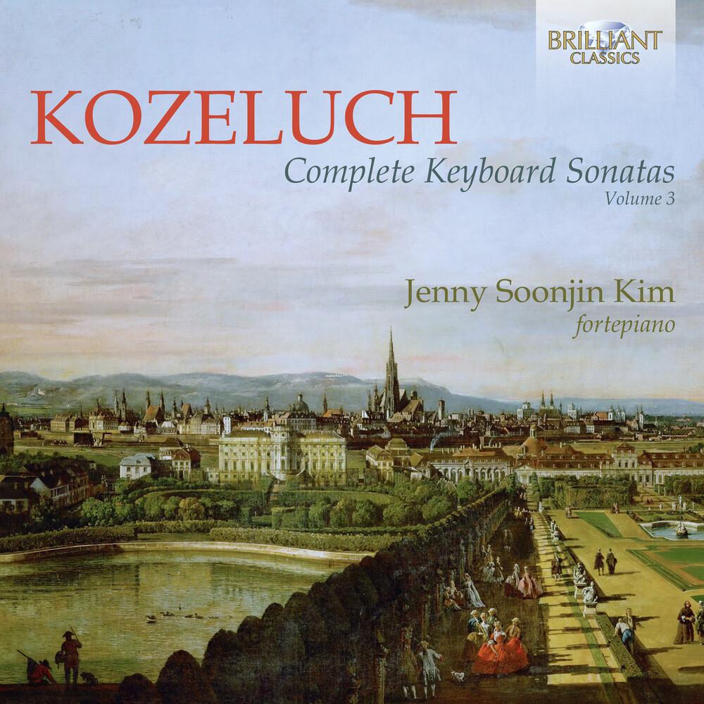 Jenny Soonjin Kim - Complete Keyboard Sonatas 3 (Box) (4pk)