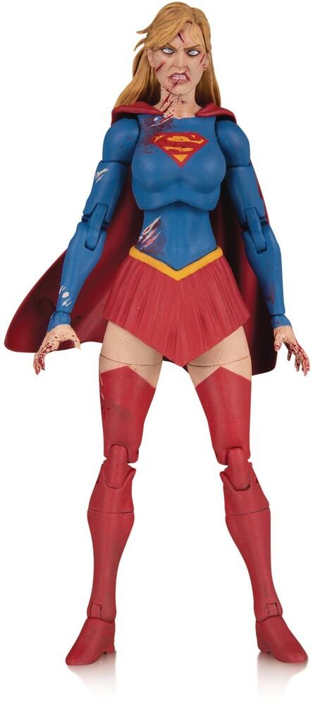 - DC Collectibles - DC Essentials DCeased Supergirl Action Figure