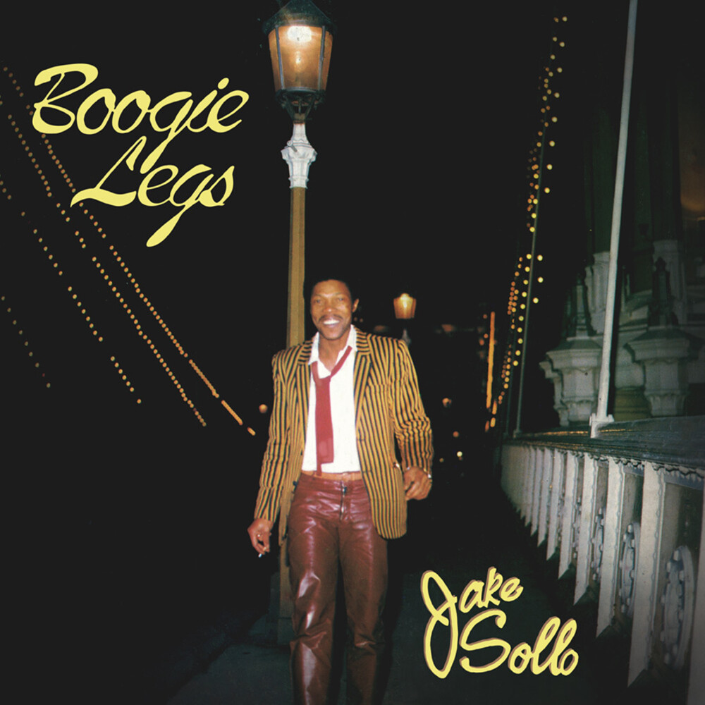 Jake Sollo - Boogie Legs [180 Gram] [Reissue]