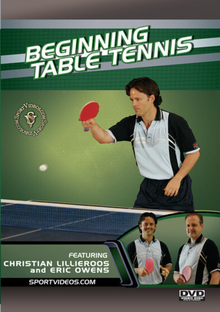 - Beginning Table Tennis