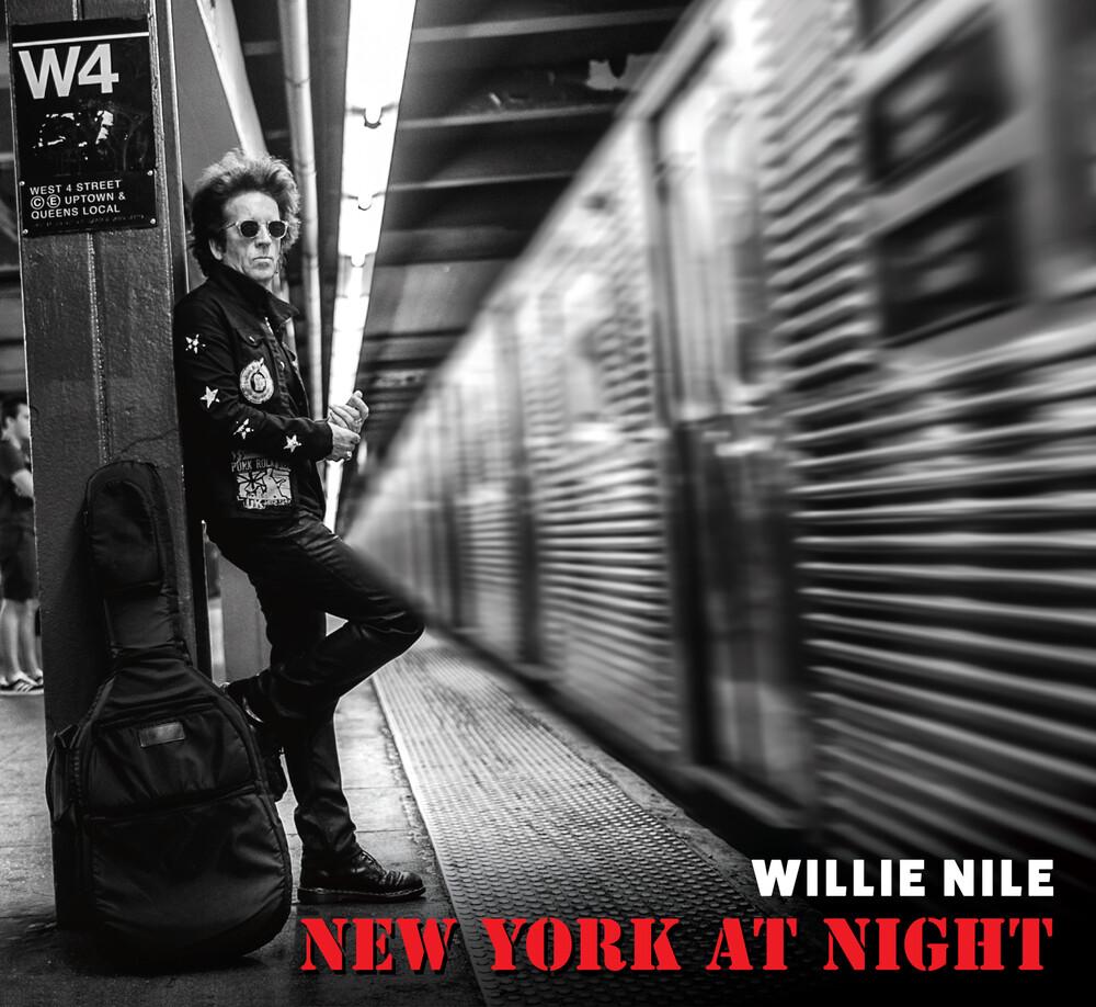 Willie Nile - New York At Night [LP]