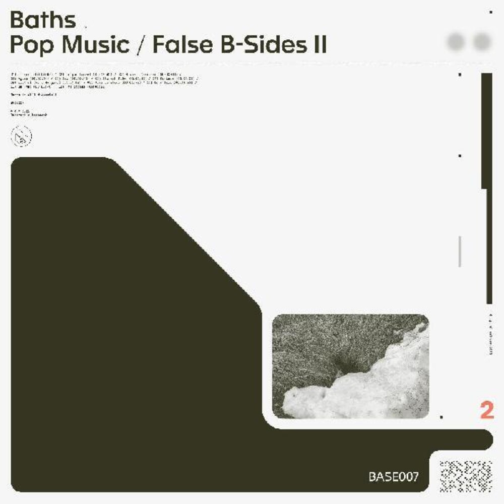 Baths - Pop Music / False B-Sides Ii (Colv) (Crem)