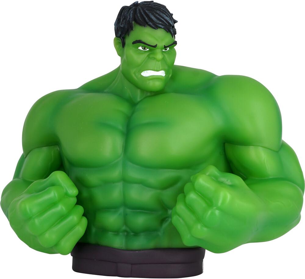 Marvel Hulk Bust Bank (New) - Marvel Hulk Bust Bank (New)
