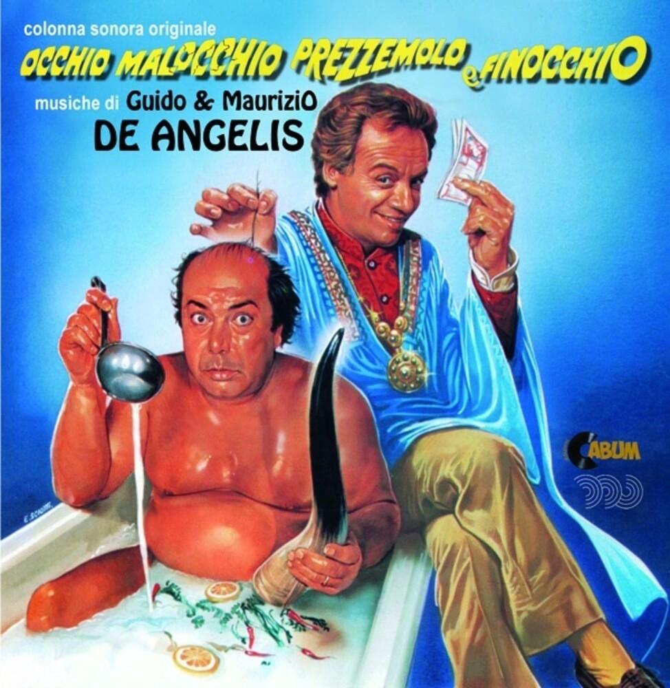 De Guido Angelis / De Angelis,Maurizio Ita - Occhio, Malocchio, Prezzemolo E Finocchio (Original Soundtrack)