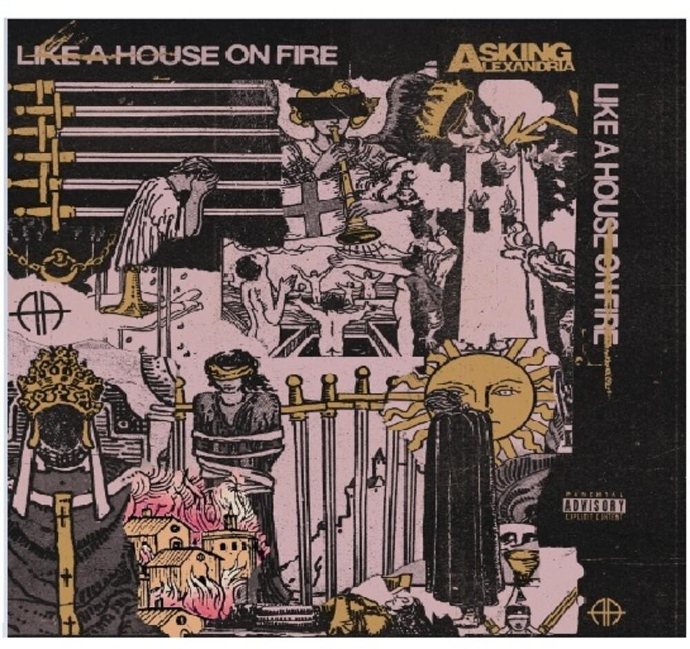 Asking Alexandria - Like A House On Fire