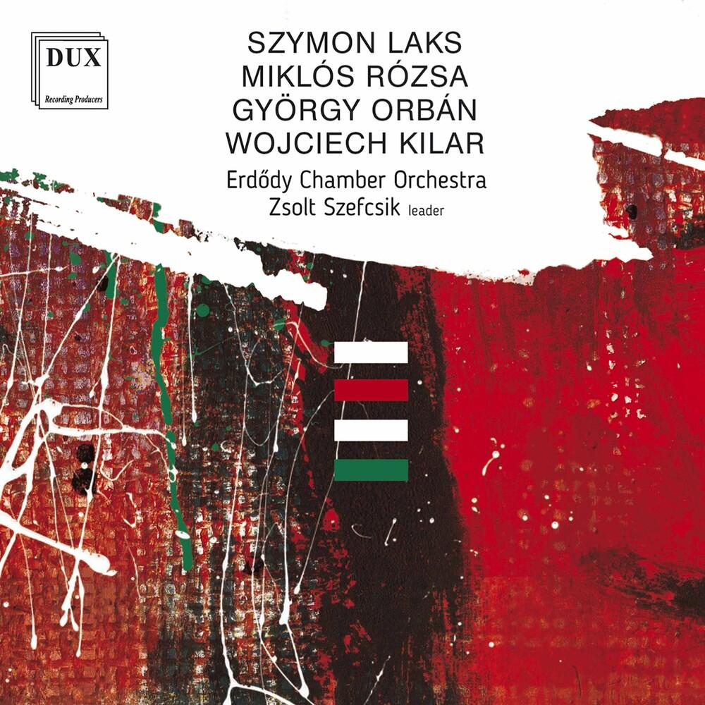 Laks / Erdody Chamber Orchestra / Szefcsik - Erdody Chamber Orchestra
